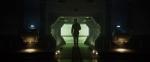 David enters the hypersleep chamber.