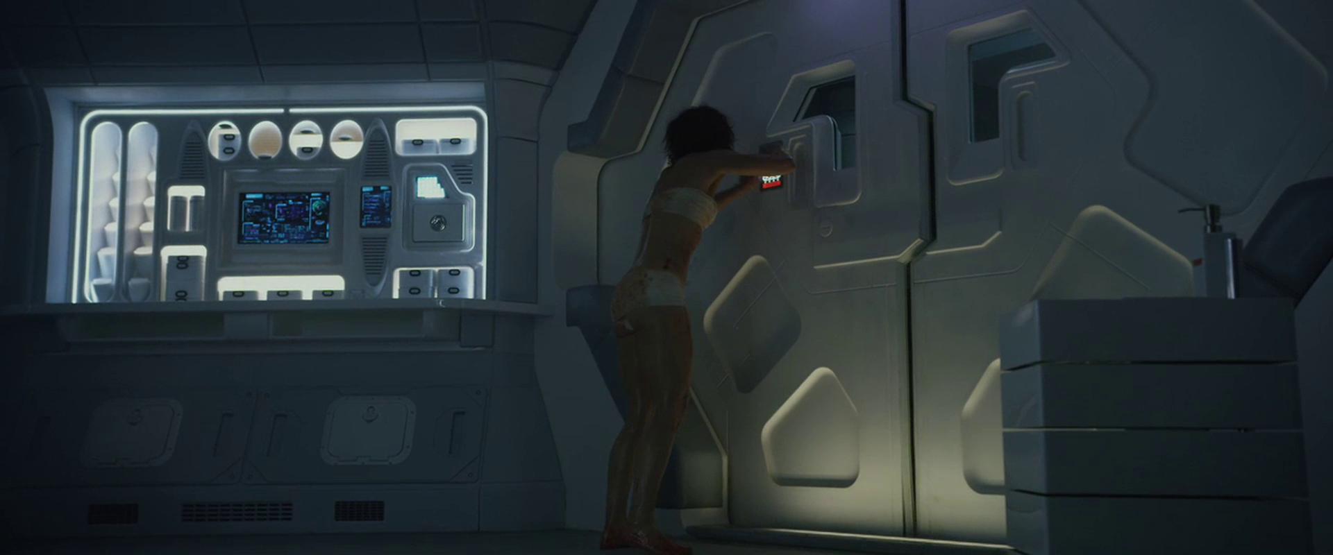 Prometheus Door Access Panel