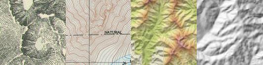(images from http://www.siskiyous.edu/shasta/map/map/)