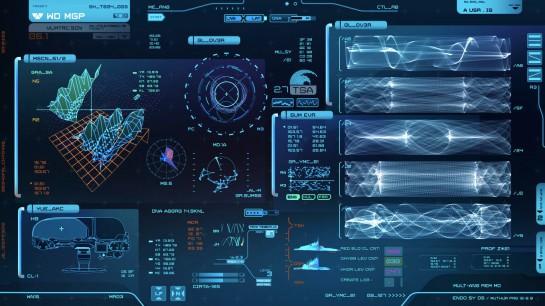 Prometheus 2012 Sci Fi Interfaces