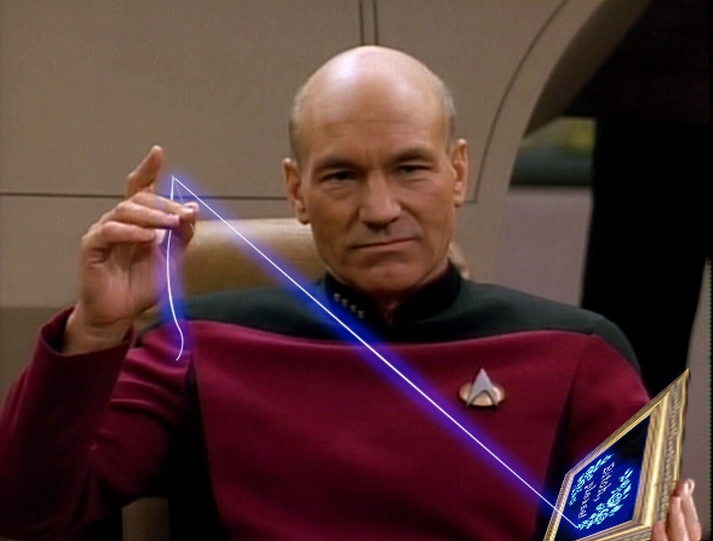 Picard Make it Sew Make it Sew Number One