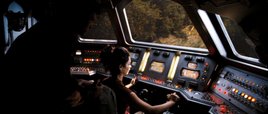 Sci Fi Control Levers : Piloting controls sci fi interfaces