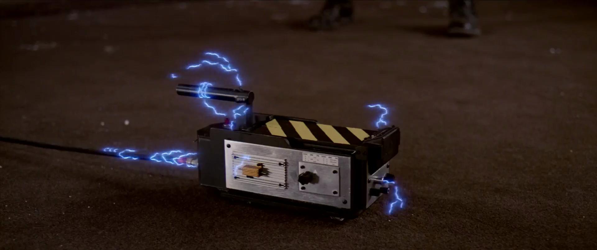 Ghost Trap Sci Fi Interfaces