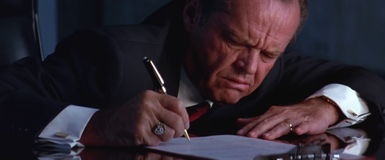President TAFT worriedly signs the orders to launch nukes.