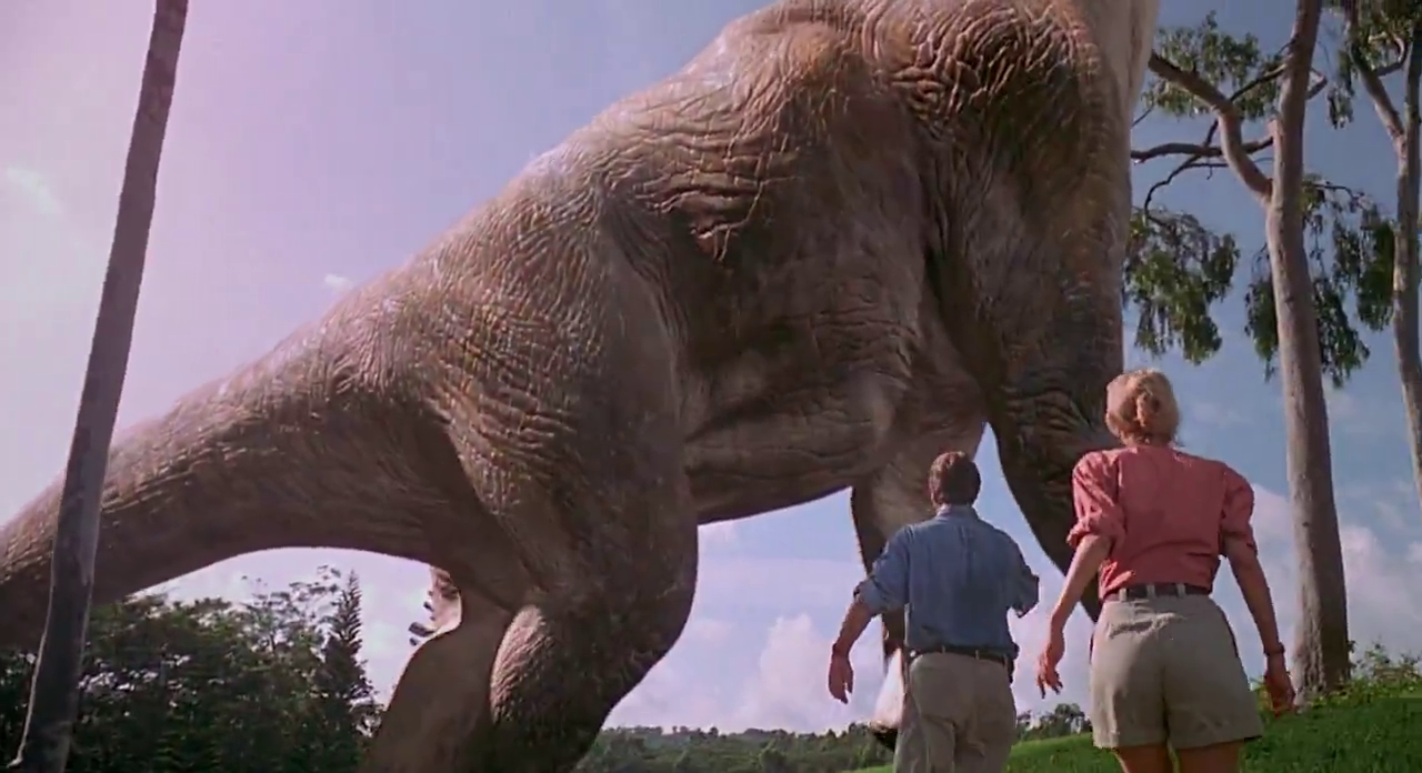 technology in jurassic park Sinopsis during a preview tou huge advancements in scientific technology have enabled a mogul to create an island full of living dinosaurs john hammond has invited.