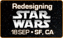 Redesigning Star Wars